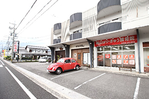関市・福富方面から道順6